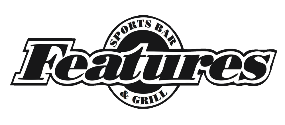 Features Sports Bar & Grill Mobile Retina Logo